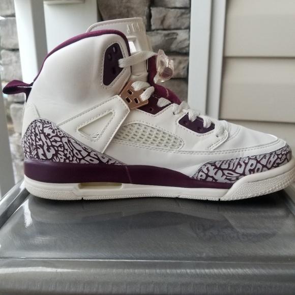 sports shoes 2c290 986a4 Jordan Other - Jordan SpiZike Bordeaux Rose Gold Size 7